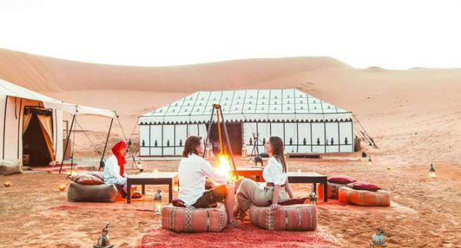 BEST 3 DAYS PRIVATE DESERT TRIP FROM MARRAKECH TO FES