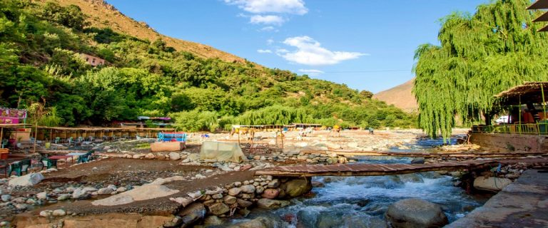 Read more about the article Day trip to Ourika Valley & High Atlas