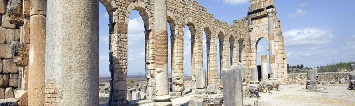 Day Trip to the Archaeological site of Volubilis