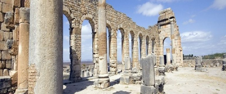 Read more about the article Day Trip to the Archaeological site of Volubilis