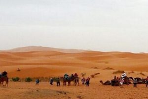3 Days to the high dunes of Merzouga