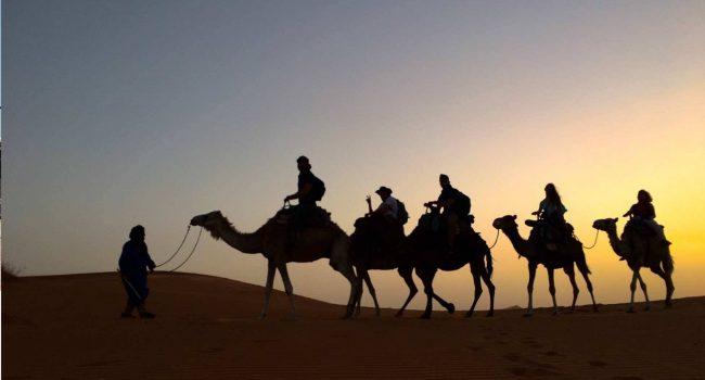 4Days/3N Errachidia Merzouga Errachidia Desert Tour